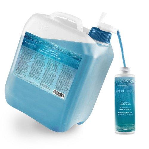 Aqua Sense Wasserbett Conditioner 5 liter Kanister & Flasche für Conditioner